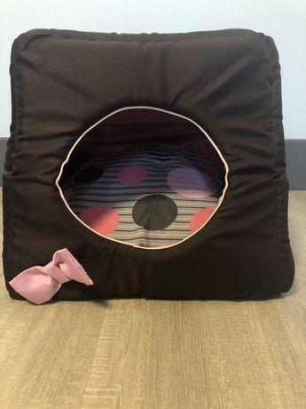 Домик-лежак трансформер для кошек/собак Новый