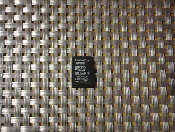 Карта памяти micro SD 16 gb