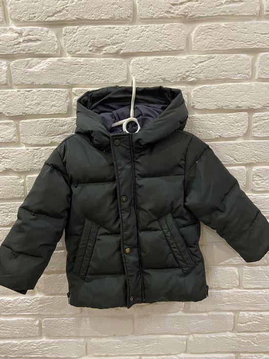 Куртка пуховик Zara. 4 года. Харьков - изображение 1