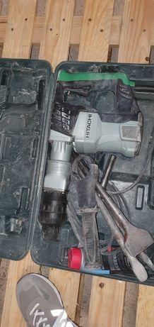 Vendo Martelo demolidor Hitachi 930W-SDS MAX-H41MB