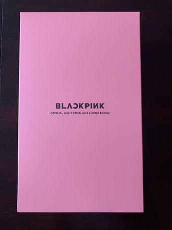 Blackpink kpop lightstick ver 2 limited