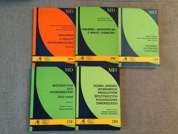 Książki Książka Akademia Ekonomiczna Uniwersytet Ekonomiczny