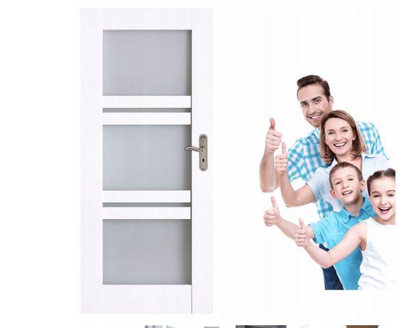 TANIE Drzwi wewnętrzne DALIA WINDOOR pod dom Producent