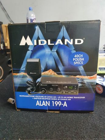 Cb radio Midland alan 199