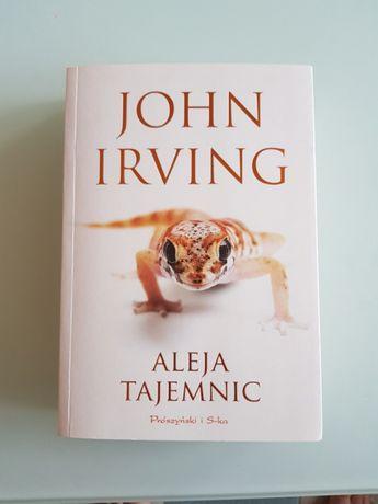 John Irving - Aleja Tajemnic NOWA