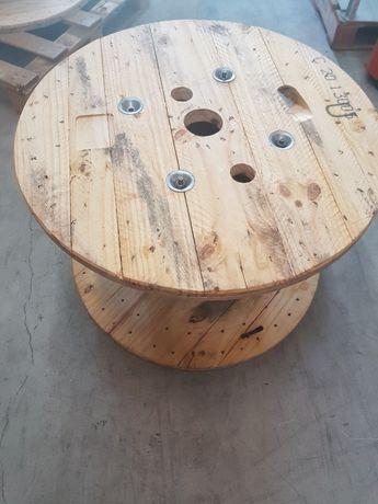 Bobines madeira como novas