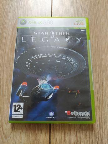 Xbox 360 gra Star Trek Legacy
