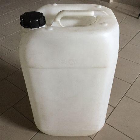 Jerricans 20/25 litros novas