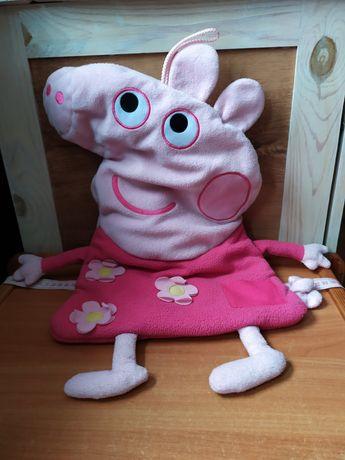 Іграшка, подушка, органайзер. Свинка Пеппа.