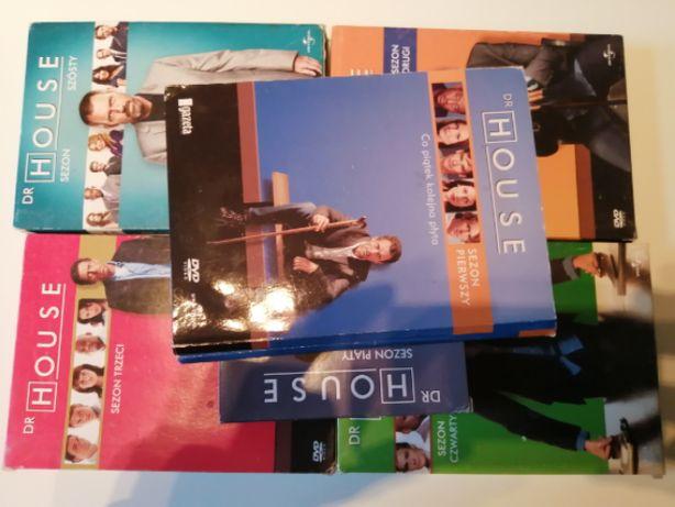 Dr House - 6 sezonów DVD