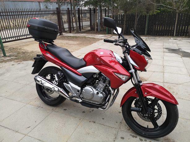Suzuki Inazuma GW 250 , jak nowy
