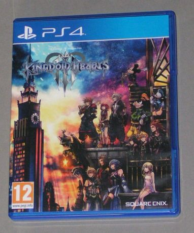 Gra Kingdom hearts 3 Playstation 4