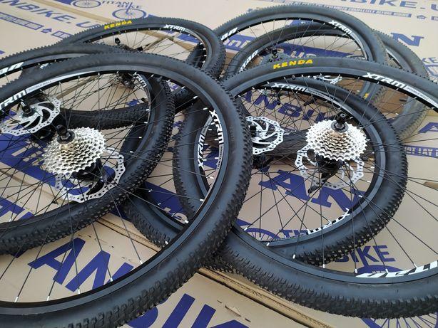Колёса на велосипед 20,24,26,27.5,28,29 дюймов.От 290грн.200 моделей!