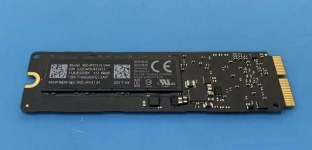 SSD для Apple Mac Pro, MacBook Pro, Imac, Air SSD 512gb 2013-17гв
