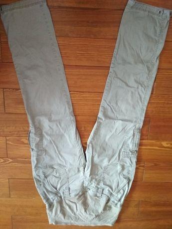 Spodnie ciążowe 44