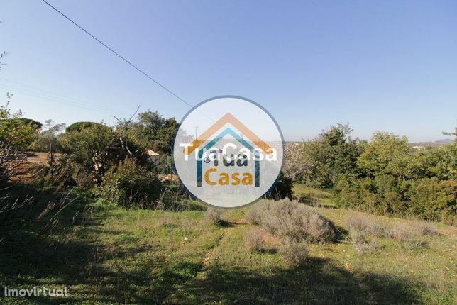 Terreno Misto com 6580 m2 e Ruína em Moncarapacho