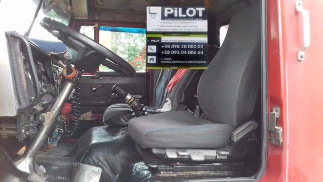 Пневмо сидения в MAN, КамАЗ пилот