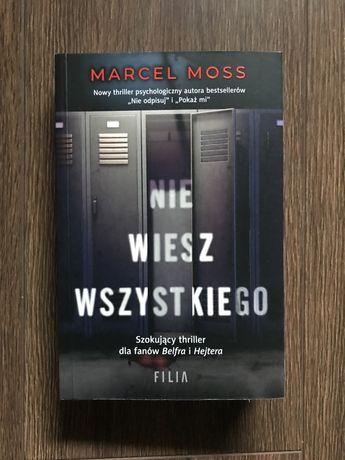 Nie wiesz wszystkiego Marcel Moss