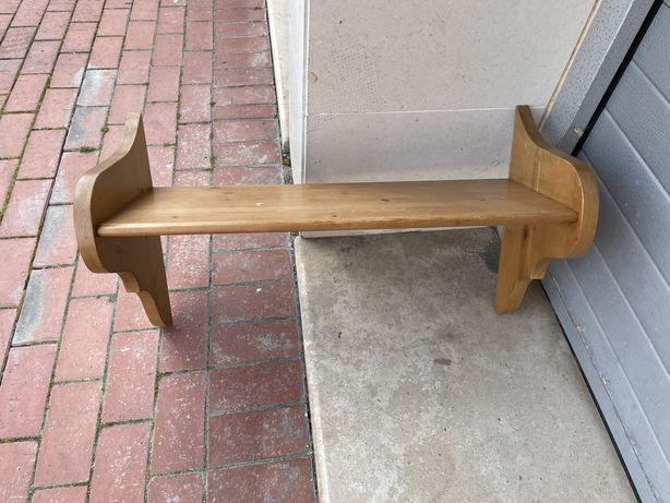 Prateleiras madeira de cedro, como novas