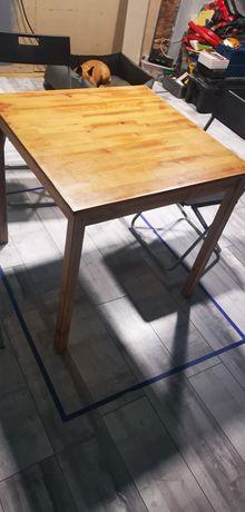 Stół Drewniany 75x76