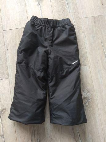 """NOWE Spodnie zimowe ocieplane, spodnie narciarskie 105-114 """"Wedze"""""""
