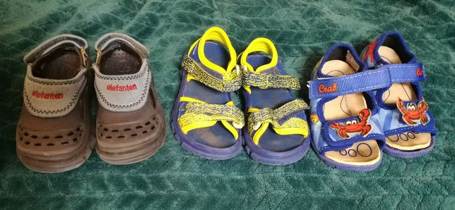 Buty buciki ogrodówki sandałki rozmiar 23
