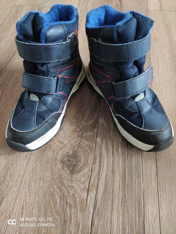 Buty zimowe chlopięce