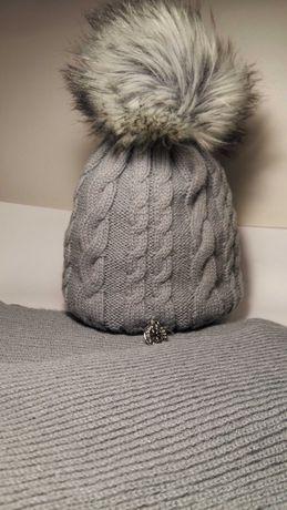 Набор шапка+шарф Польша
