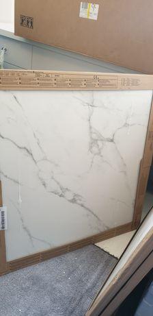 Gres szkliwiony opoczno calacatta marble 79,8x79,8