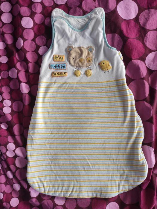Śpiworek niemowlęcy. Długość 74cm Ksawerów - image 1