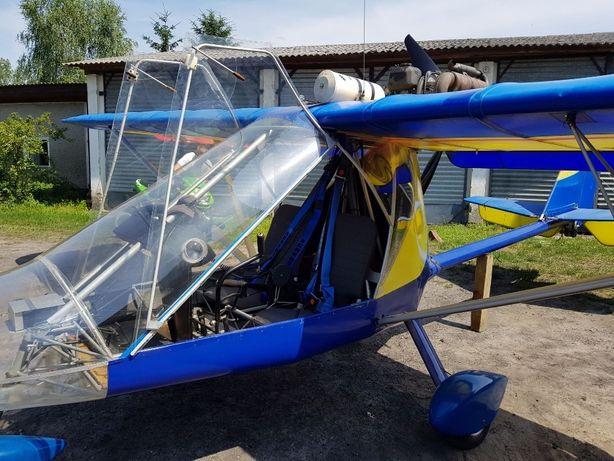 OKAZJA - Samolot Ultralekki Rans S-12