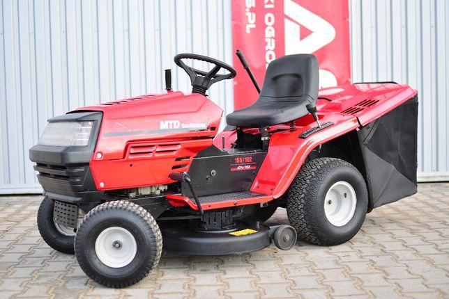 Traktorek kosiarka MTD 155/102 nr (011202) - Baras