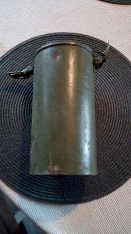 Wojskowa puszka zabytkowa kolekcjonerska