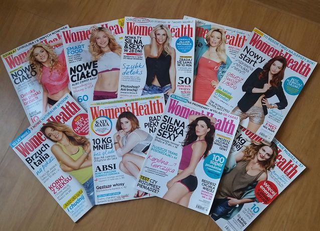 Women's Health zestaw magazynów