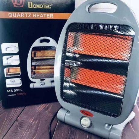 Обогреватель Галогеновый Инфракрасный Domotec Heater MS-5952