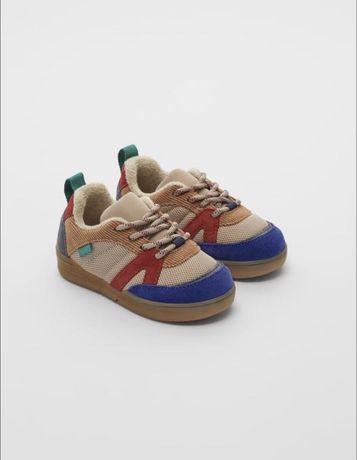 Кроссовки Zara для мальчика, размер 26