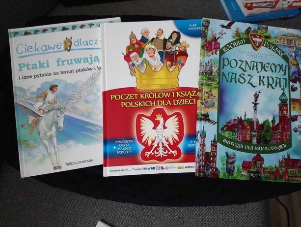 Poczet królów polskich, poznaj nasz kraj, ciekawe dlaczego
