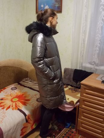 Куртка зимняя Пальто Парка на холофайбере
