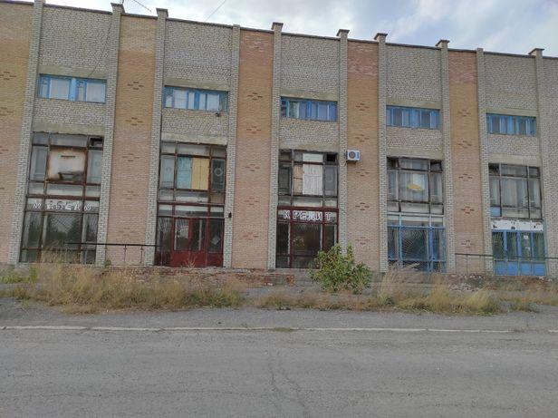 1 этаж универмага Проминь