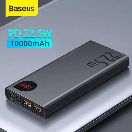 Новий Power Bank Baseus 22.5W 10000mAh