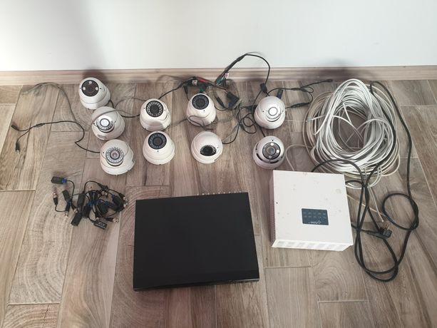 Kamery monitoringu rejestrator BCS