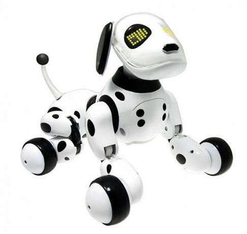 Собака на П/У, как настоящая! Smart Pet Dog 28 см. Умеет лаять !