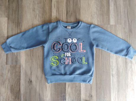 Bluza chłopięca marki Cool Club ze Smyka - rozmiar 98
