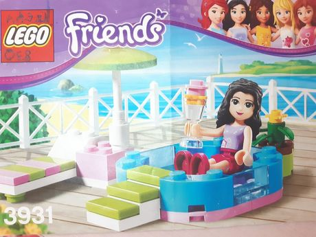Lego Friends (бассейн) 3931