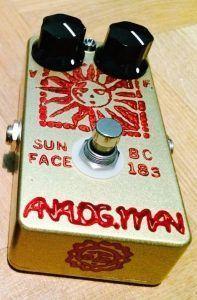 analogman Fuzz bc 183