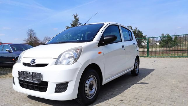 Daihatsu Cuore*2008*benzyna