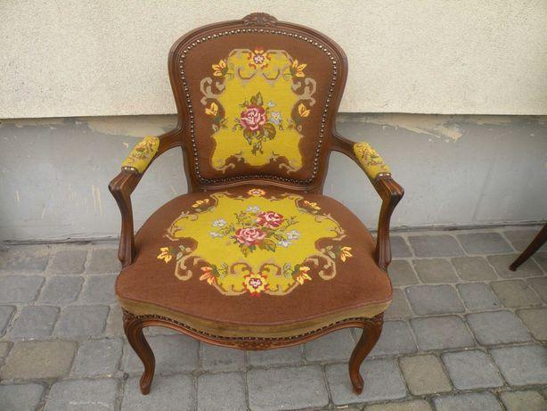 Fotel-krzesło w Stylu Ludwika