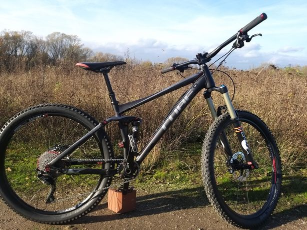 """Rower enduro trail Cube stereo 140 HPA 2015 M 18"""" 27.5"""