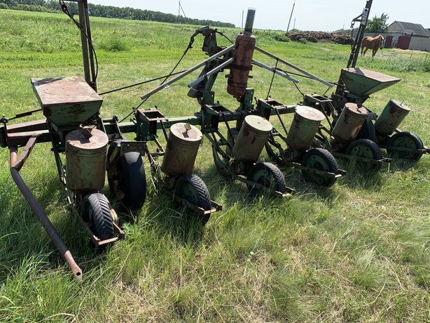 Севалка на трактор СПЧ-6