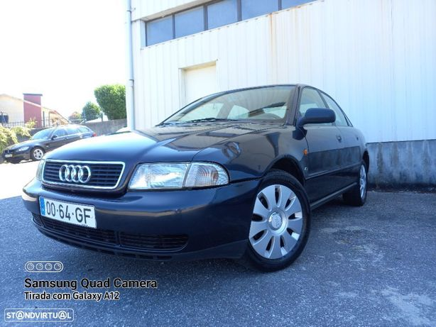 Audi A4 1.9 TDI Plus